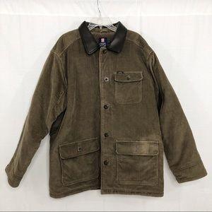 NWOT Ralph Lauren Chaps Corduroy Jacket, Size XL